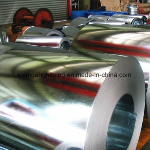 Chromated Galvanized Steel/Gi/PPGI Steel with SGCC Dx51d Material Direct Mill pictures & photos