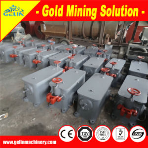 Alluvial Sand and Gold Separating Machine for Mining Plant pictures & photos