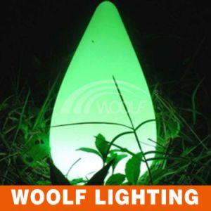 Outdoor Decor Garden Waterdrop LED Decorative Light pictures & photos