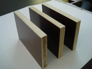 Brown Film Faced Plywood for Furniture