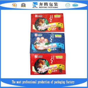 Fried Noodle Food Packaging Bags pictures & photos