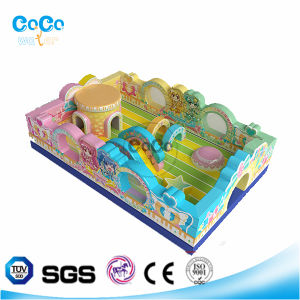 Cocowater Design Inflatable Fairies Theme Bouncer LG9015 pictures & photos