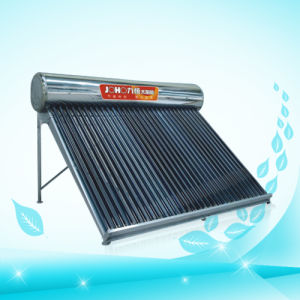 Vacuum Tube Solar Water Heater (JHV-01/300L) pictures & photos