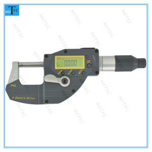 Absolute Snap Outside Digital Micrometer pictures & photos