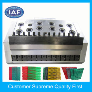 Factory Custom 300mm Small Plastic Extrusion Sheet Mould for Floor Mat pictures & photos