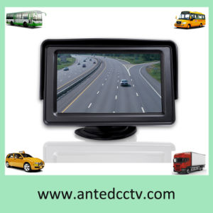 4.3 Inch Car Reversing LCD Rear View Monitor DC12-24V for Car Reverse, Backup pictures & photos