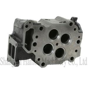 Komatsu 6D125 diesel engine motor 6151111102 6151-11-1102 bare cylinder head pictures & photos