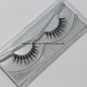 Natural Siberian Mink Christian Eyelash for Makeup Daily Use pictures & photos