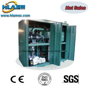 Double Vacuum Transformer Oil Filtration with Interlocked Protective System pictures & photos
