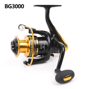 in Stock Plastic Spinning Fishing Reel pictures & photos