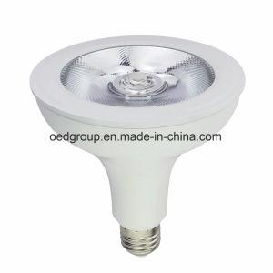 AC100-240V COB LED E26 E27 16W PAR38 LED Bulb Lighting with 3000k 4000k and Ra>80 pictures & photos
