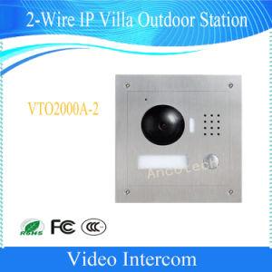 Dahua 2-Wire IP Villa Outdoor Station (VTO2000A-2) pictures & photos