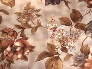 Printed Sofa Fabric/100%Polyester Embossed Velvet (PR015) pictures & photos