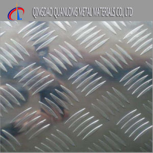 Five Bar Pattern 304 Stainless Checkered Steel Plate pictures & photos