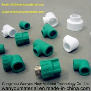 Plastic Pipe Fitting - PPR Pipe Fitting - Cross Made in China pictures & photos