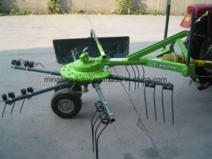Tractor Mounted Hay Rake, Vertical Hay Rake pictures & photos