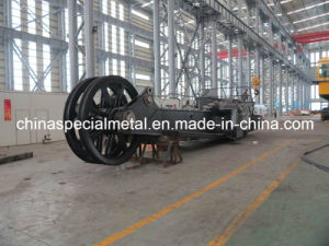 Steel Pulley Wheels for Cement Lifting Machine pictures & photos