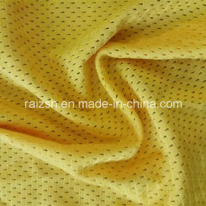 Good Material Mesh Polyester Birdseye Mesh Fabric for Moisture Wicking pictures & photos