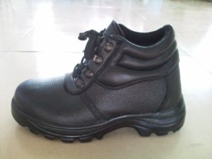 Cheap Fashion Industrial Safety Footwear Leather Shoes Men Work Shoes Work Boots Safety Shoes pictures & photos
