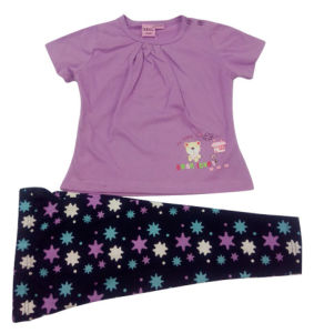Summer Kids Baby Girl Suit in Chidren′s Wear