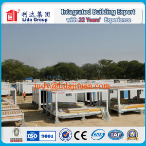 Solar Power System for Small Homes/ Container Modular House for Living/ Office/ Oil Site/ pictures & photos