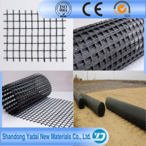 Polyester Geogrid Used for Driveway Biaxial Geogrid Price pictures & photos