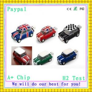 with Paypal Payment Car Flash Drive (GC-C005) pictures & photos