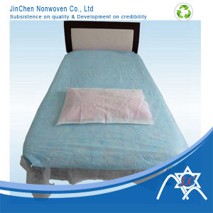 PP Nonwoven Disposable Bed Sheet pictures & photos
