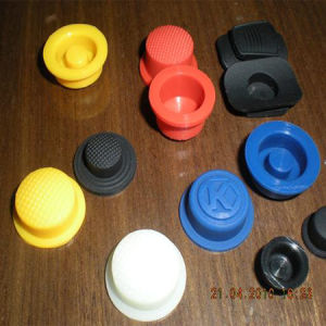 Custom Molded Rubber Press Key pictures & photos