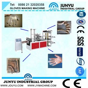 High Capacity Disposable Gloves Making Machine