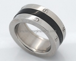Stainless Steel Jewelry-Fashion Ring (RN04970)