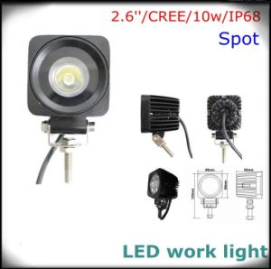 Multifiled 10W LED Work Light High Quality Origin Factory pictures & photos