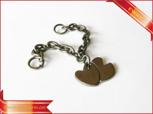 Bag Metal Tag Gift Promotional Metal Keychain Tag pictures & photos