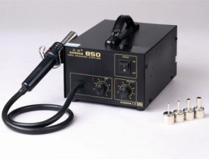 Hot Air Desoldering Station (850) pictures & photos