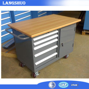 High Quality Mobile Tool Cart/Tool Workbench pictures & photos