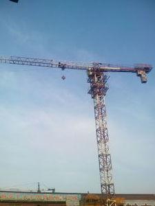 Topless Construction Tower Crane Qtz50 (PT4808)