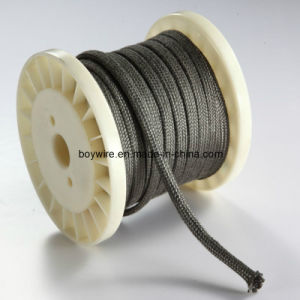 High Temperature -Resisitance Metal Fibers Sleeving (BYW-8003) pictures & photos