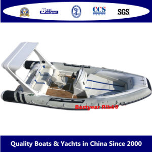 Bestyear Rigid Inflatable Boat of Rib680c pictures & photos
