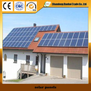 2017 265W Solar Energy Panel with High Efficiency pictures & photos