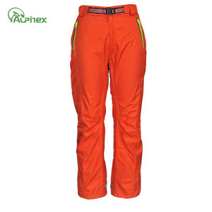 Orange Breathable Waterproof Work Pants pictures & photos
