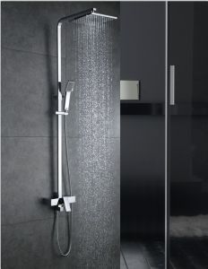 The Square Thermostatic Shower Mixer pictures & photos