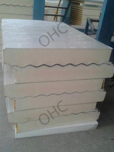 Fireproof Building Material EPS/PU/Mineral Wool Sandwich Panel pictures & photos