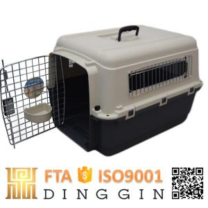 Iata Travel Plastic Kennel for Dog pictures & photos