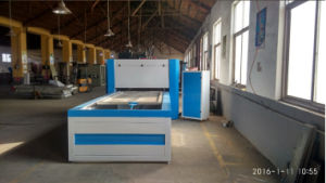 Plywood Bending Hot Press Vacuum Laminator Machine with PVC Paper pictures & photos