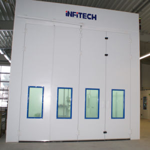 Environment Friendly Bus Spray Booth pictures & photos