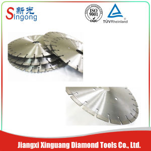 Diamond Arranged Cutting Blade for Reinforced Concrete pictures & photos