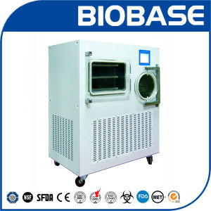 Biobase Samples Temperature -55c ~ +70c Lyophilizer Freeze Dryer pictures & photos