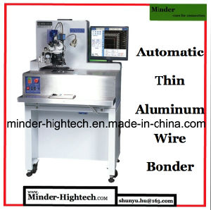 Automatic Thin Aluminum Wire Bonder Wedge Bonder MD-Etech1850 pictures & photos