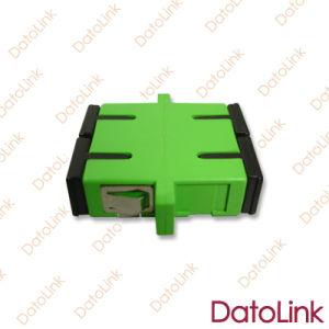 Multimode Duplex Sc Fiber Optic Adapter pictures & photos