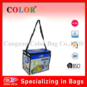 SGS, Sedex Approved Factory Durable PP Non Woven Cooler Bag